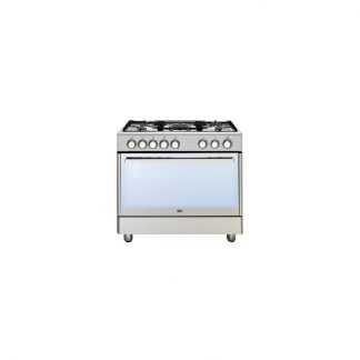 Defy Dgs161 5 Burner Gas/Electric Multi-Functional Stove S/S