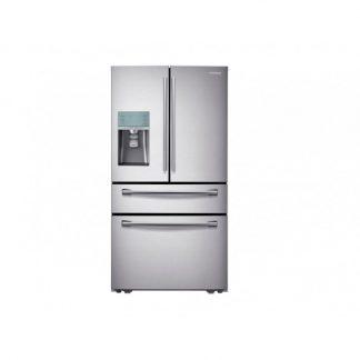 Samsung Rf31Fmesbsl Fdr With Sparkling Water Dispenser, 623 L