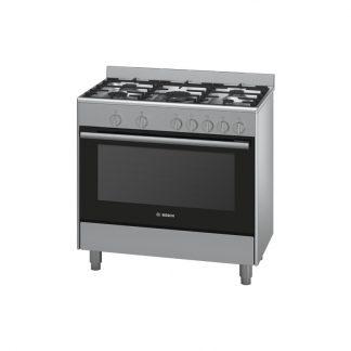 Bosch Hsg734357Z Serie 2 90Cm Freestanding Gas / Gas Cooker
