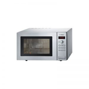 Bosch Hmt84G451 Serie 4 Freestanding Microwave With Grill