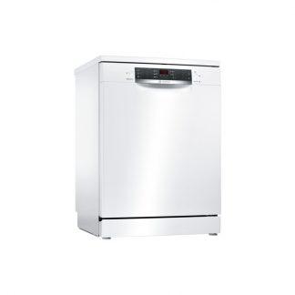 Bosch Sms46Mw00Z 60 Cm Dishwasher Freestanding - White