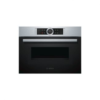 Bosch Cmg633Bs1 Serie | 8 Compact Oven With Microwave