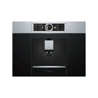 Bosch Ctl636Es1 Fully Automatic Espresso Maker/Fully Automatic Coffee Machine Stainless Steel