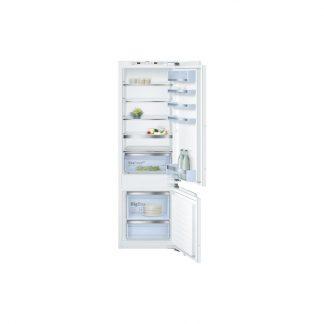 Bosch Kis87Af30 Serie 6 270 Litre Smart Cool Built-In Fridge Freezer Combination