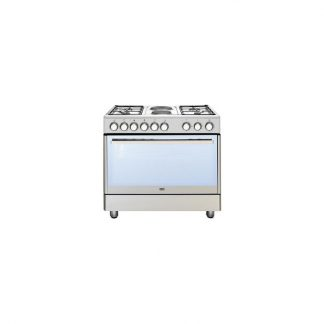 Defy Dgs158 4 Gas/ 2 Electric Multifunction Stove Stainless Steel