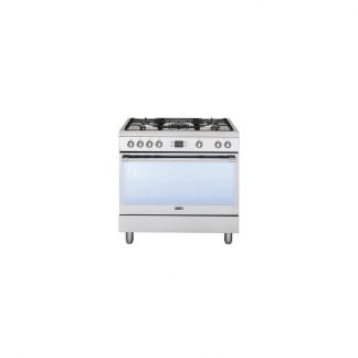 Defy Dgs162 5 Gas/Electric Multifunction Stove Stainless Steel