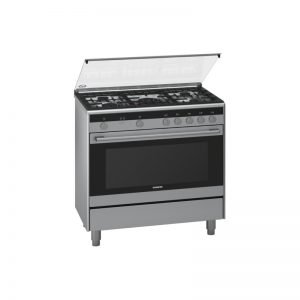 Siemens Hg73G8257Z Iq100 90 Cm Freestanding Gas / Gas Cooker