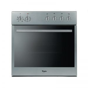 Whirlpool Akp543Ix 60Cm Undercounter Oven Stainless Steel