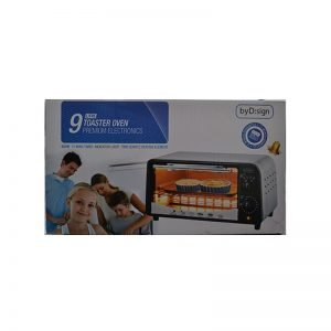 Bydesign 9 Litre Toaster Oven
