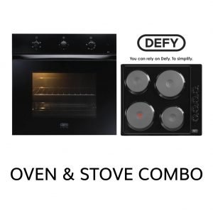 DEFY OVEN STOVE COMBO