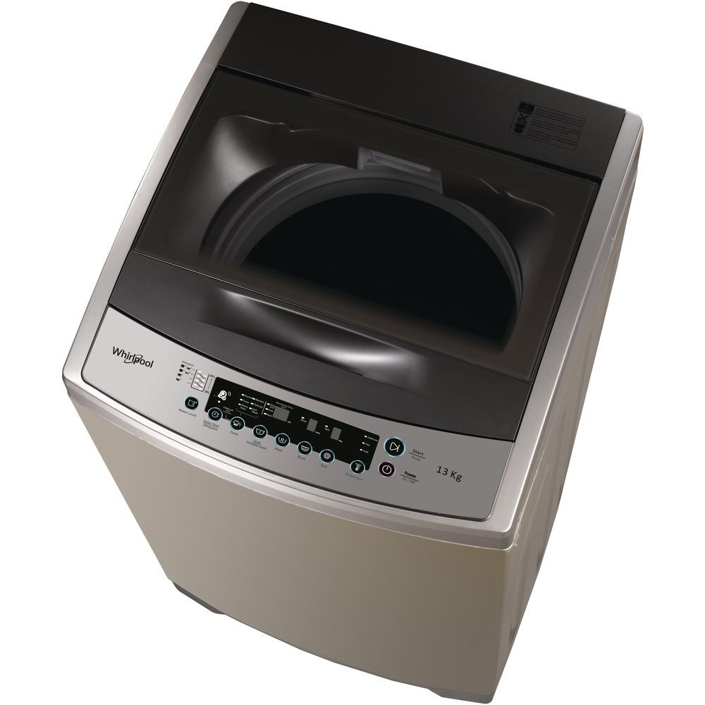 Whirlpool Wtl1300sl 13 Kg Top Load Washing Machine Silver A S Wholesalers